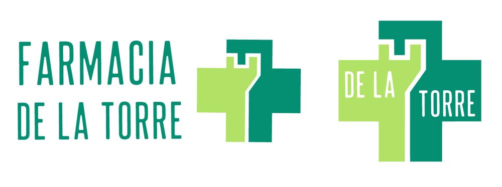 Identidad corporativa y en RRSS. Logo de farmacia